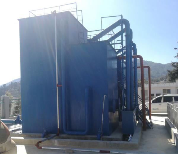 全自动一体化农村净水器