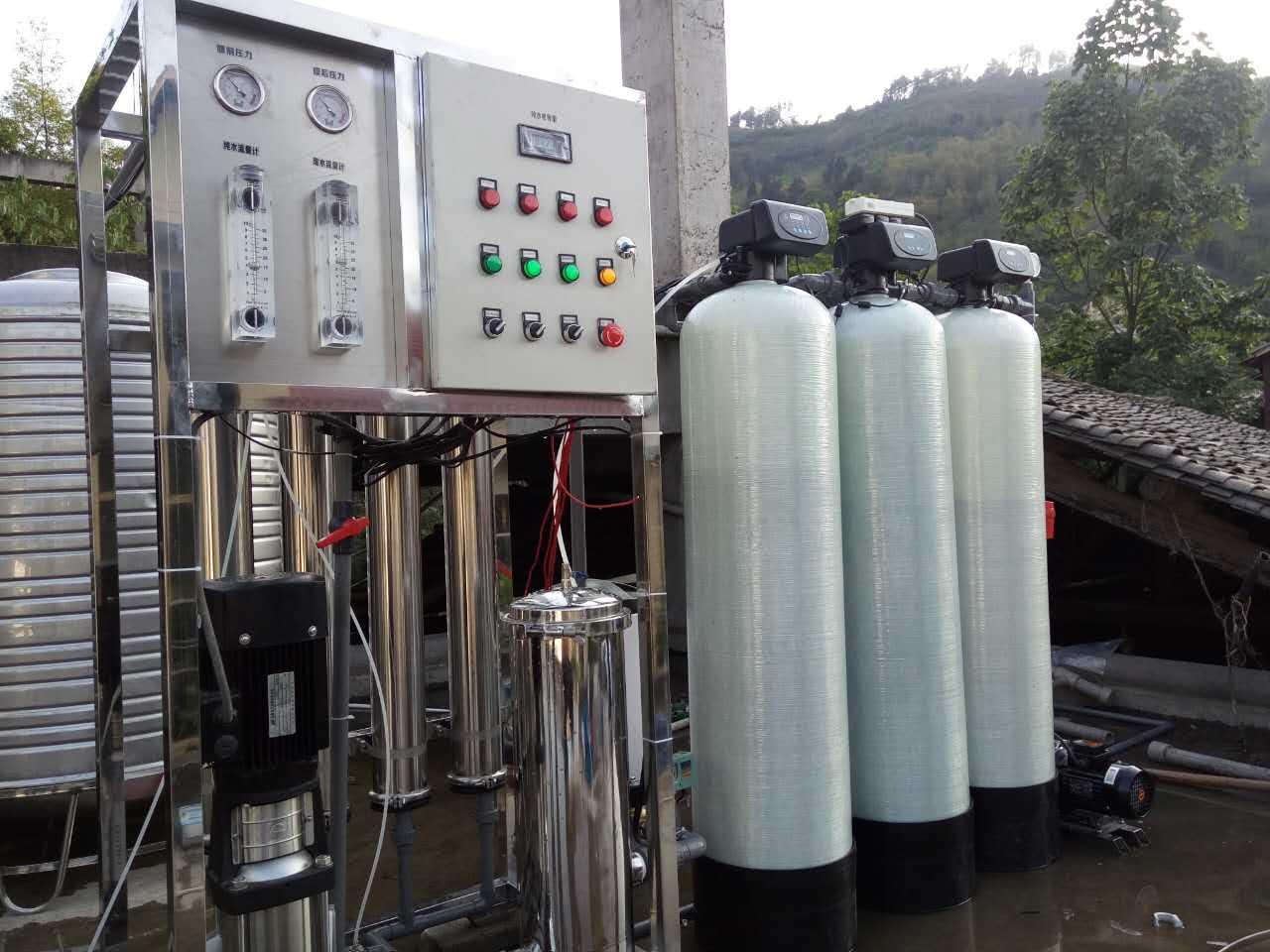 贵州啤酒饮料生产用纯净水新宝5app下载