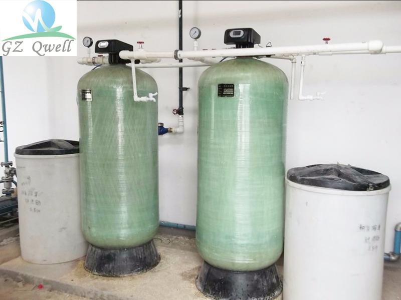 贵州全自动软化水新宝5app下载,锅炉补给水处理新宝5app下载