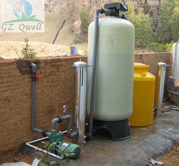 锅炉循环水处理新宝5app下载,贵州软化水处理装置