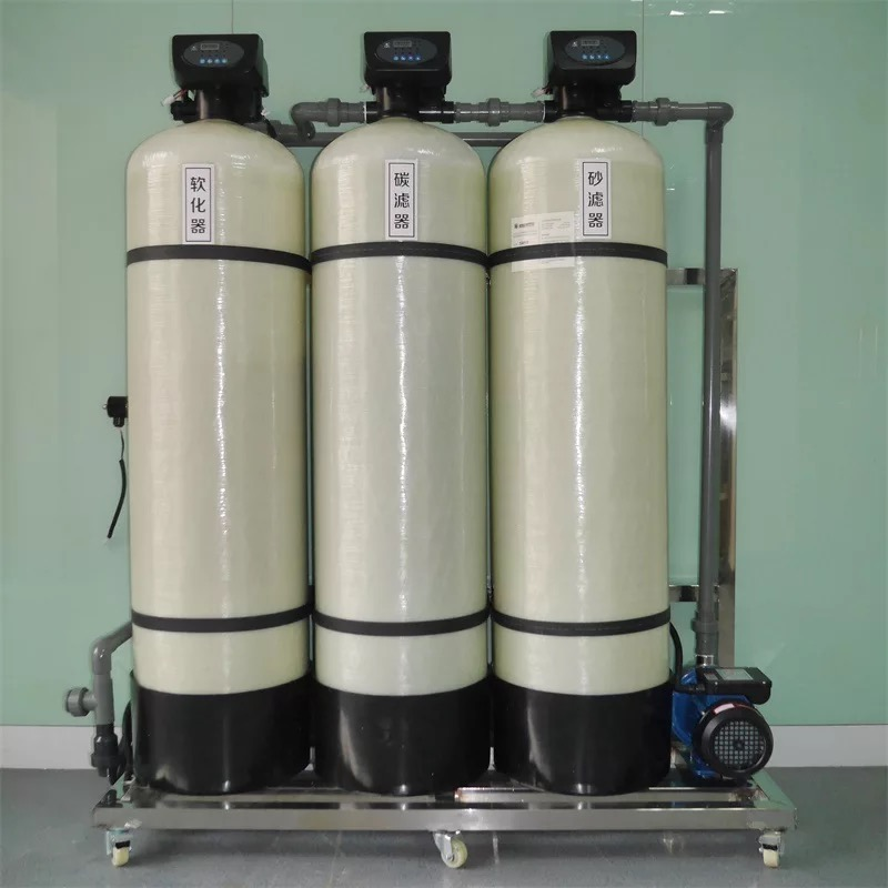 贵州酒店/宾馆锅炉软化水处理系统
