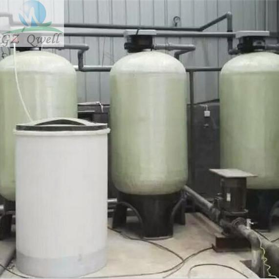 贵州35吨全自动软化水新宝5app下载,贵州食品厂软化水装置