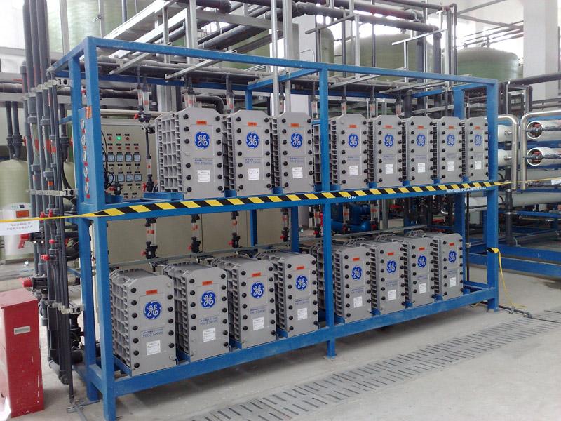 电子工业超纯水处理新宝5app下载,EDI新宝5app下载